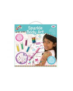 Galt Creative Cases Sparkle Body Art
