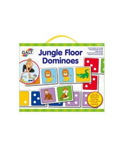 Galt Play & Learn - Jungle Floor Dominoes