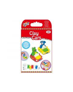 Galt Activity Pack - Clay Cars