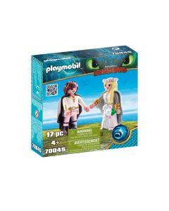 Playmobil 70045 Astrid En Hikkie