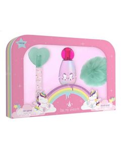 Eau My Unicorn Edt 50 Ml + Perfume Pen + Pompom Keyring