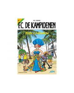 Fc De Kampioenen 102 Bibi Carmen