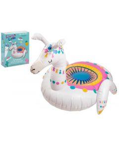 Llama Inflatable Lounger - 160X130X90Cm