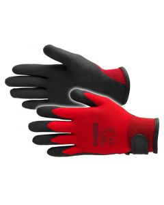 Busters Handschoen Garden Grip Fit Red, S/M (7)