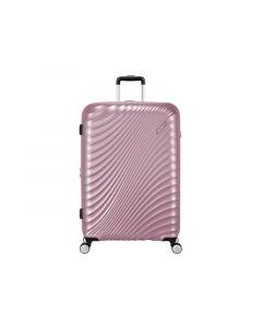 American Tourister Jetglam Spinner 77/28 Tsa Exp Metallic Pink