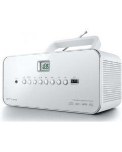 Muse M-28 Rdw Radio Cd Mp3 Usb