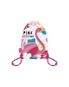 Zaska Flamingo 2 Sporttas 33X44Cm