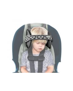 Nap Up Head Support Grey