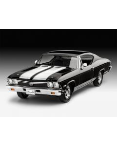 Revell 07662 1968 Chevy Chevelle Ss 396