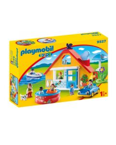 Playmobil 9527 1.2.3 Vakantiehuis