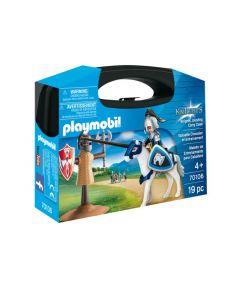 Playmobil 70106 Koffertje Training Riddersteekspel