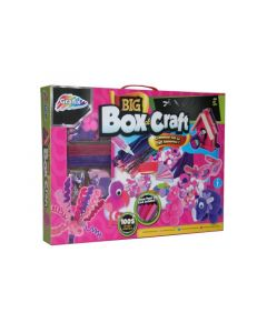 Craft Box Pink
