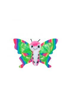 Lumo Stars Knuffeldier Lumo Butterfly Sommar - Classic - 15Cm