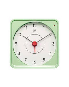 Nextime Alarm Clock - 7.3 X 7.3 X 3.3 Cm - Green