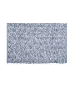 Placemat Nirmala, 33X45Cm, Stone Blue, Set/4