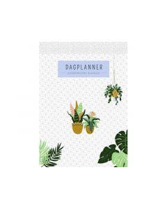 Dagplanner - Houseplants