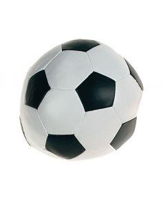 Voetbal wit/zwart 10cm