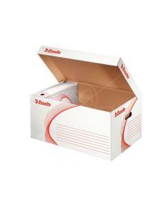 Containerdoos + Deksel Wit
