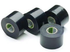 Isolatietape zwart 50mm x 20m (per rol)