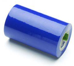 Isolatietape blauw 100mm x 10m