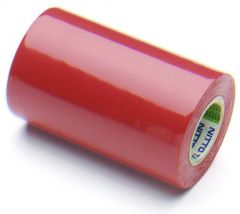 Isolatietape rood 100mm x 10m