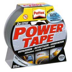 Pattex Power Tape 50Mmx25M Grijs
