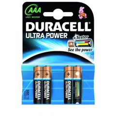 Duracell Ultra M3 Mn2400 Blister Aaa