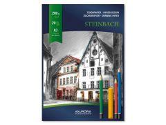 Tekenblok Steinbach A3 297X420 200Gr