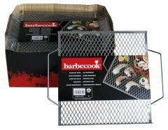 Barbecook Hapjesrooster Rvs 31X31Cm