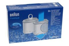 Braun Kwf2 Waterfilter Pure Aqua