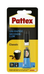 Pattex Sec.Lijm Tube Vlb 3Gr
