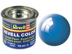 Rev Verf Lichtblauw Glanzend 14Ml