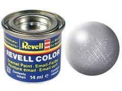 Rev Verf Ijergrijs, Metallic 14Ml
