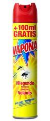 Vapona Tecno Spray 500Ml+100Ml