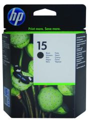 Hp Inkcartridge Nr 15 Black