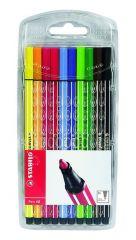 Stabilo Pen 68 Pochet 10St