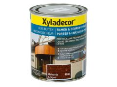 Xyladecor Ramen&Deuren Uv-Plus Mahonie 0.75L