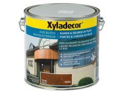 Xyladecor Ramen&Deuren Uv-Plus Teak 2.5L