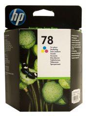 Hp Inkcartridge Nr 78 3-Color 38Ml