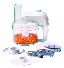 Philips keukenrobot wit/groen