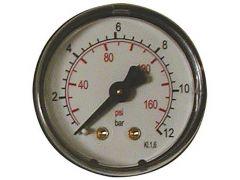 Manometer 12B Rugaansl.1/8 (Blister)