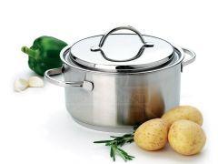 Demeyere Resto 3 Kookpot 22Cm + Deksel
