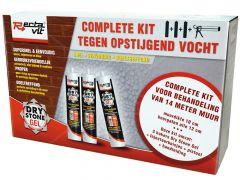 Drystone gel combibox