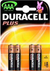 Duracell Plus Mn2400 Lr03 Blister Aaa