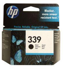 Hp Inkcartridge Nr 339 Black