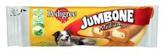 Pedigree snacks jumbone med gevogelte 2st