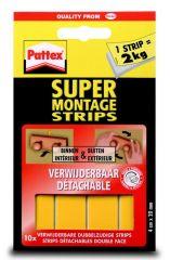 Pattex Supermontage Tape Strip 1Xverwij