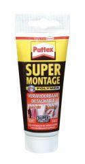 Pattex SuperMontage Verwijderbaar 150gr