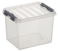 Q-Line Opbergbox Small 3 L Transparant