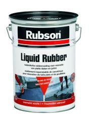 Rubson Liq.Rubber Zwart 5L